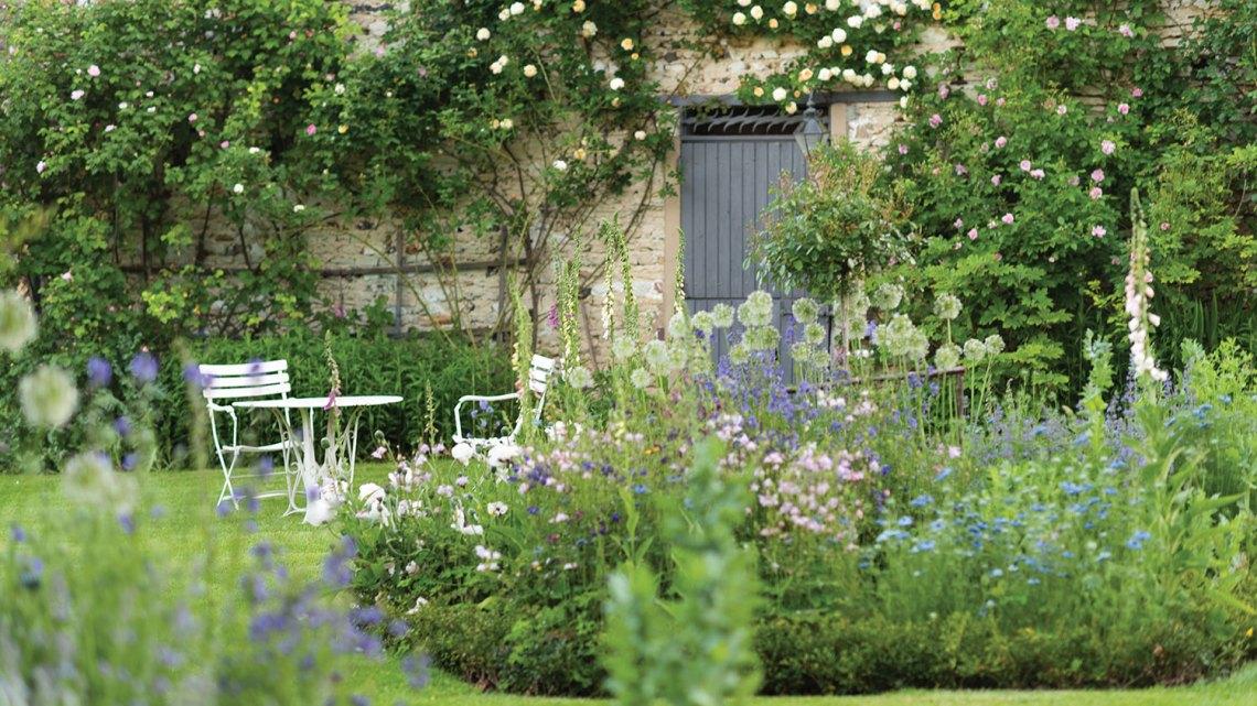 gardens of Sharon Santoni