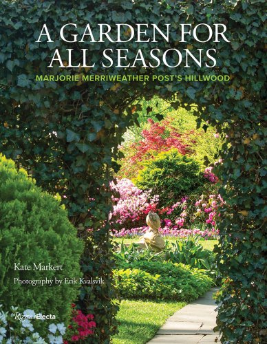Book cover for A Garden for All Seasons by Kate Markert (Rizzoli Electa, 2020)