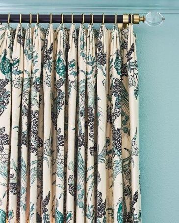 Schumacher curtains