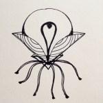 Flowerosity sketch #33