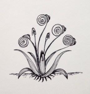 Flowerosity sketch #44