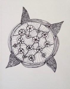 Flowerosity sketch #49