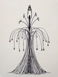 Flowerosity sketch #53