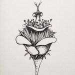 Flowerosity sketch #86