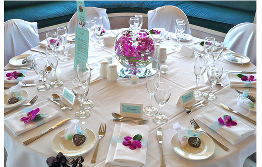 Wedding Table Decor Ideas - Best