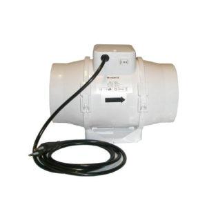 Estrattore TT - 150mm 467/552mc/h