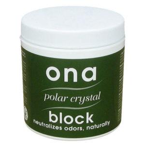 ONA BLOCK 175g - Polar Crystal