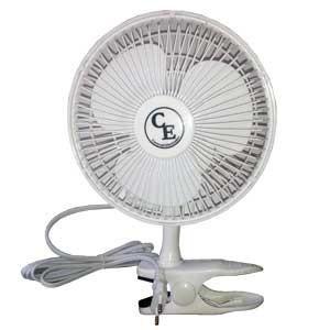 Ventilatore a Clip 19cm