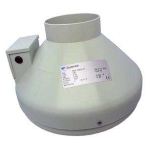 Estrattore Prima Klima - RVKS 160mm 420/800mc/h