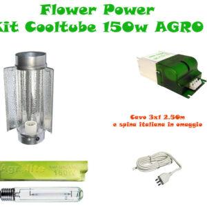 Kit Cooltube AGRO 150w Grow&Flow BASE