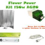 Kit AGRO 150W