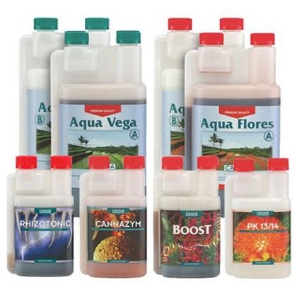 CANNA AQUA kit starter pack  - Home