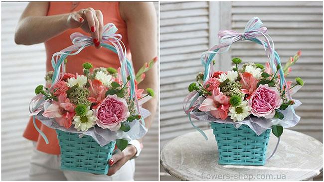 Празднику оптом, как ухаживать за букетом цветов в губке