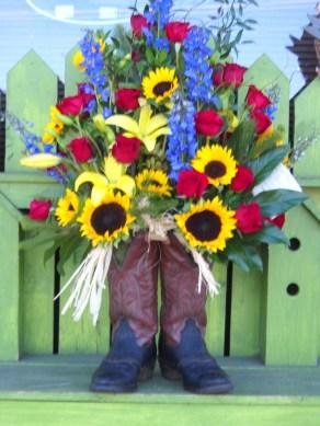 Memorial Boots