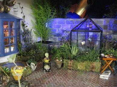 Jules Verne's Steampunk Garden