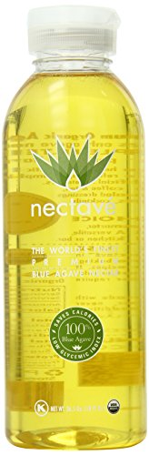 Nectave Premium Organic Agave Nectar Bottle, 26.5-Ounce Bottle (Pack of 4)