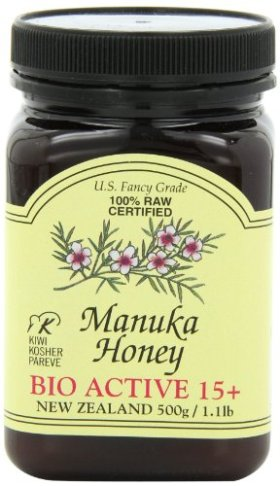 Pacific Resources Manuka Honey Bio Active, 15 Plus, 1.1 Pound