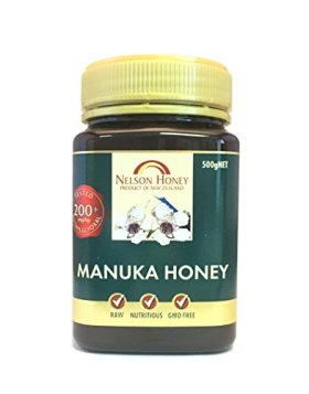 Nelson Honey Active Manuka Honey 15+ – 500Gms