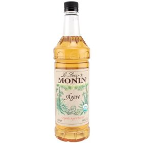 MONIN Agave Nectar Sweetner, 33.8-Ounce