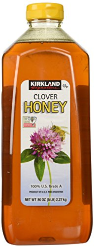 Clover Honey (5 Pound) Grade A