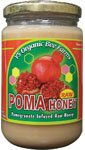 Raw Poma Honey YS Eco Bee Farms 13 oz Paste