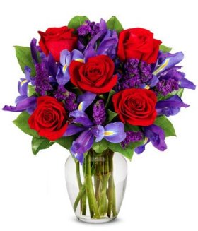 Involvement Flowers Stunning Rose Bouquet – Theshopstation Same Day Flower Delivery Fresh Flowers Orchids – Wedding Flowers – Birthday Flowers – Send Flowers – Iris Bouquets