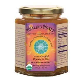 Healing Honey – Active Manuka 10+ 12oz
