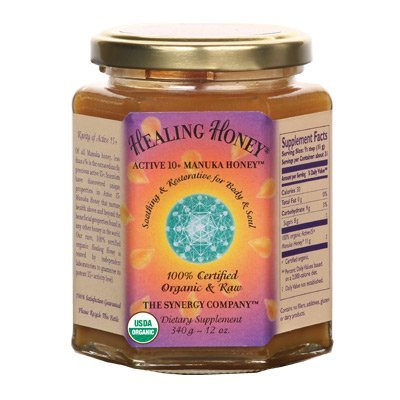 Healing Honey – Active Manuka 10+ 12oz