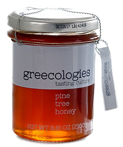 Greecologies Honey (Pine Tree)