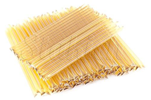 Stakich 100 HONEY STIX (Sticks, Straws) – 100% Clover Honey, 500g – KOSHER