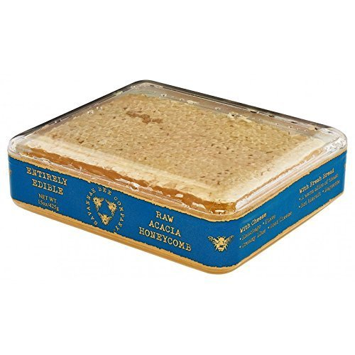 The Savannah Bee Company Raw Acacia Honeycomb