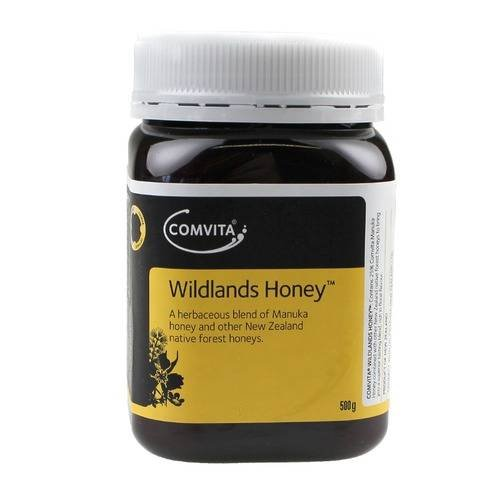 Comvita – Honey – Wildlands – 500g (Case of 3)