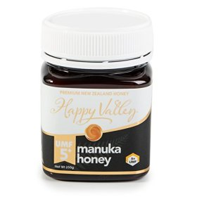Happy Valley UMF 5+ Manuka Honey, 250g (8.8oz)