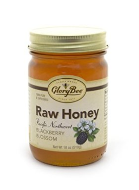 Raw Pacific Northwest Blackberry Blossom Honey