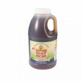Madhava Pure Agave Nectar, Raw (6×46 OZ)