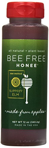Honee Bee-Free Honey, Slippery Elm, 12 Ounce