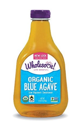 Wholesome Sweeteners Organic Blue Agave, 44 Ounce