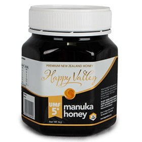 Happy Valley UMF 5+ Manuka Honey, 1kg (35oz)