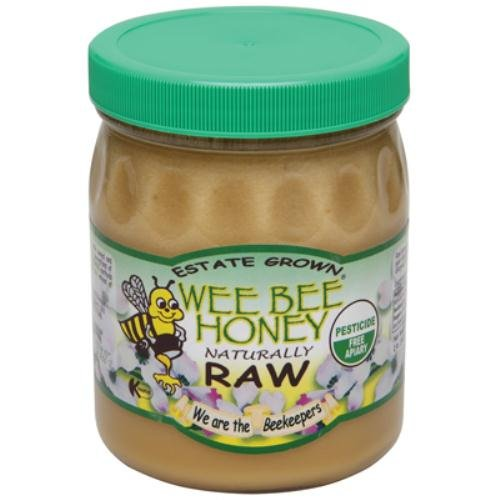 Raw Honey 32 Ounces (Case of 12)
