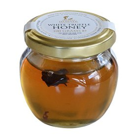 TruffleHunter White Truffle Honey (3.53 Oz)