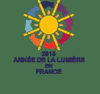 Logo label Année de la Lumière en France