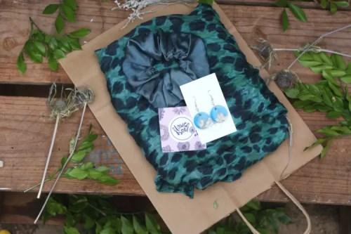 Aqua Gift Bag