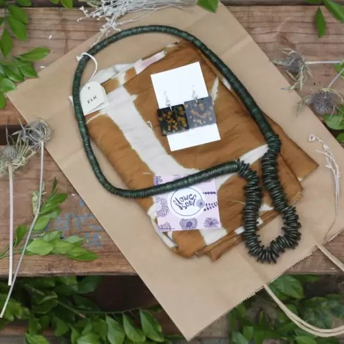 Wattle & Earth Gift Bag
