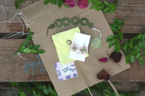Light & Delicate Gift Bag