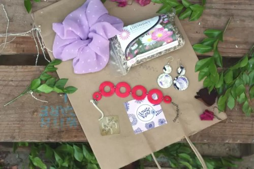 Everlastings & Pretty Gift Bag