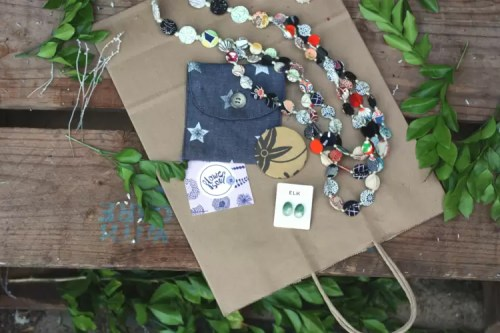 Eclectic Mix Gift Bag