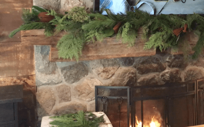 DIY Your Own Winter Garland