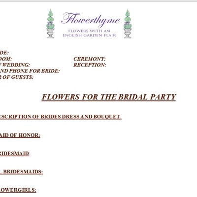wedding-flowers-worksheet