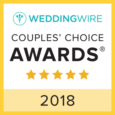 Flowerthyme again wins WeddingWire's Couples Choice Award!