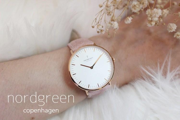 【穿搭】北歐nordgreen-可換錶帶的百搭簡潔北歐設計文青手錶(85折折扣碼flowery)